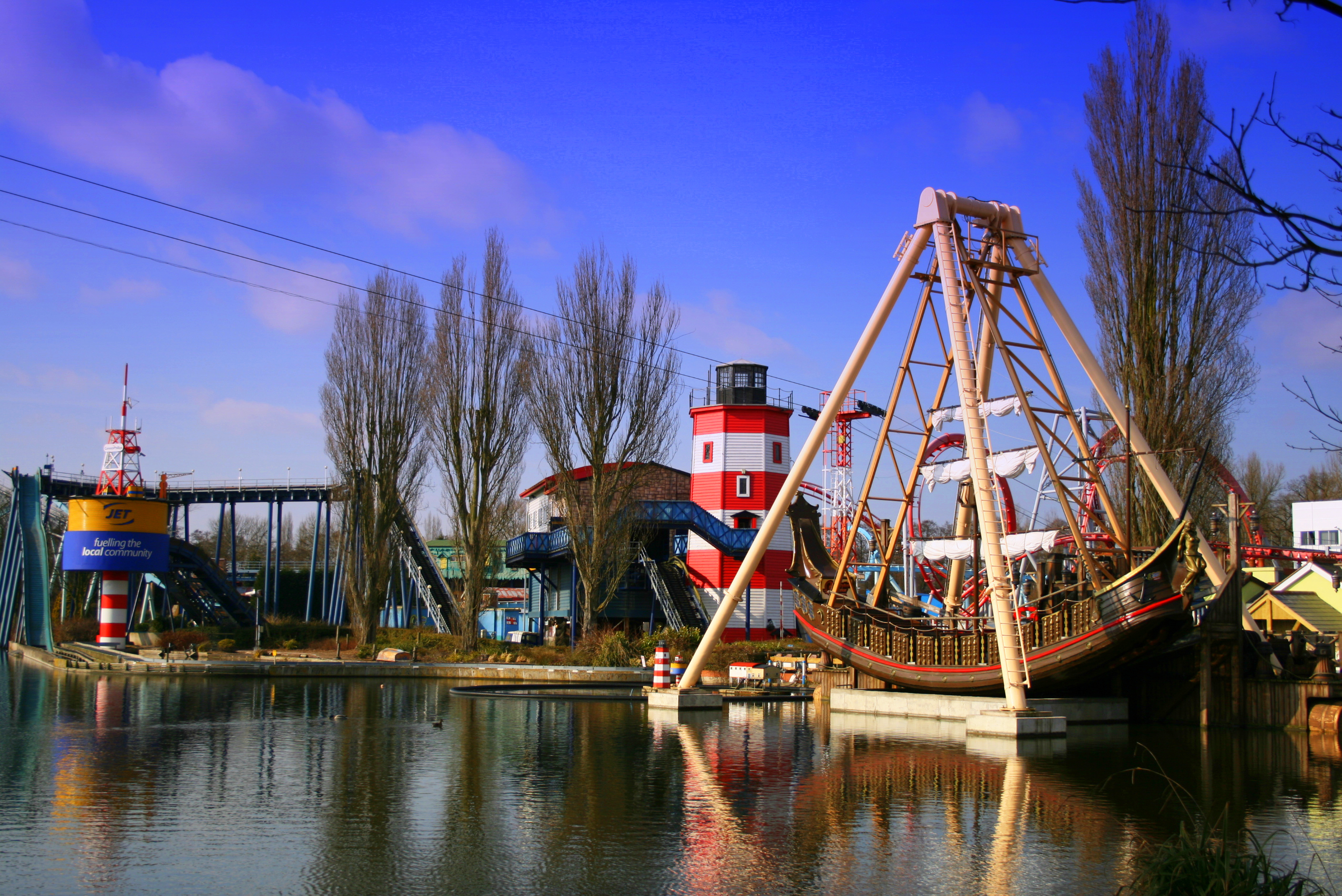 Drayton Manor Park can help turn your meetings upside down image